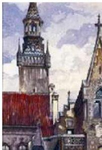 Monaco di Baviera - La Cattedrale di San Peter - Adolf Hitler