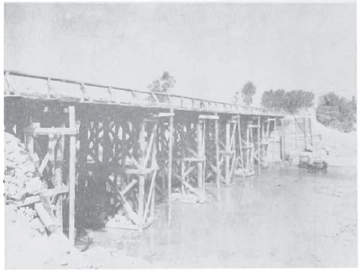 Photo 7 - 337th's bridge at Cecina